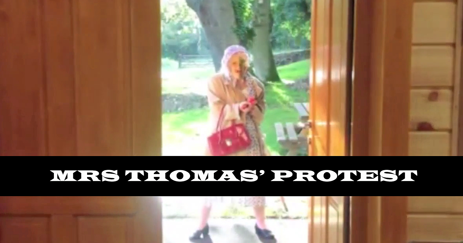 Mrs Thomas' Protest (2012)